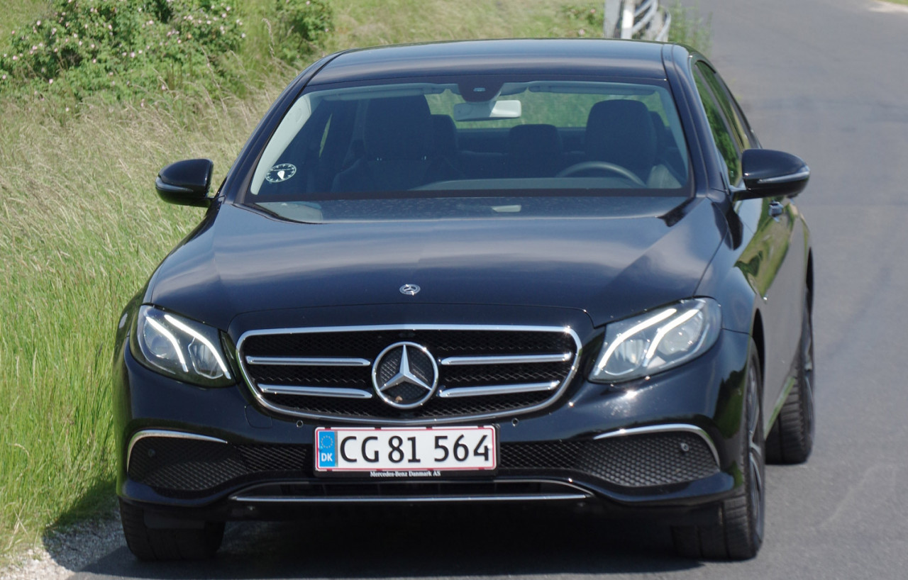 Biltest: Mercedes E 300 de EQ Avantgarde