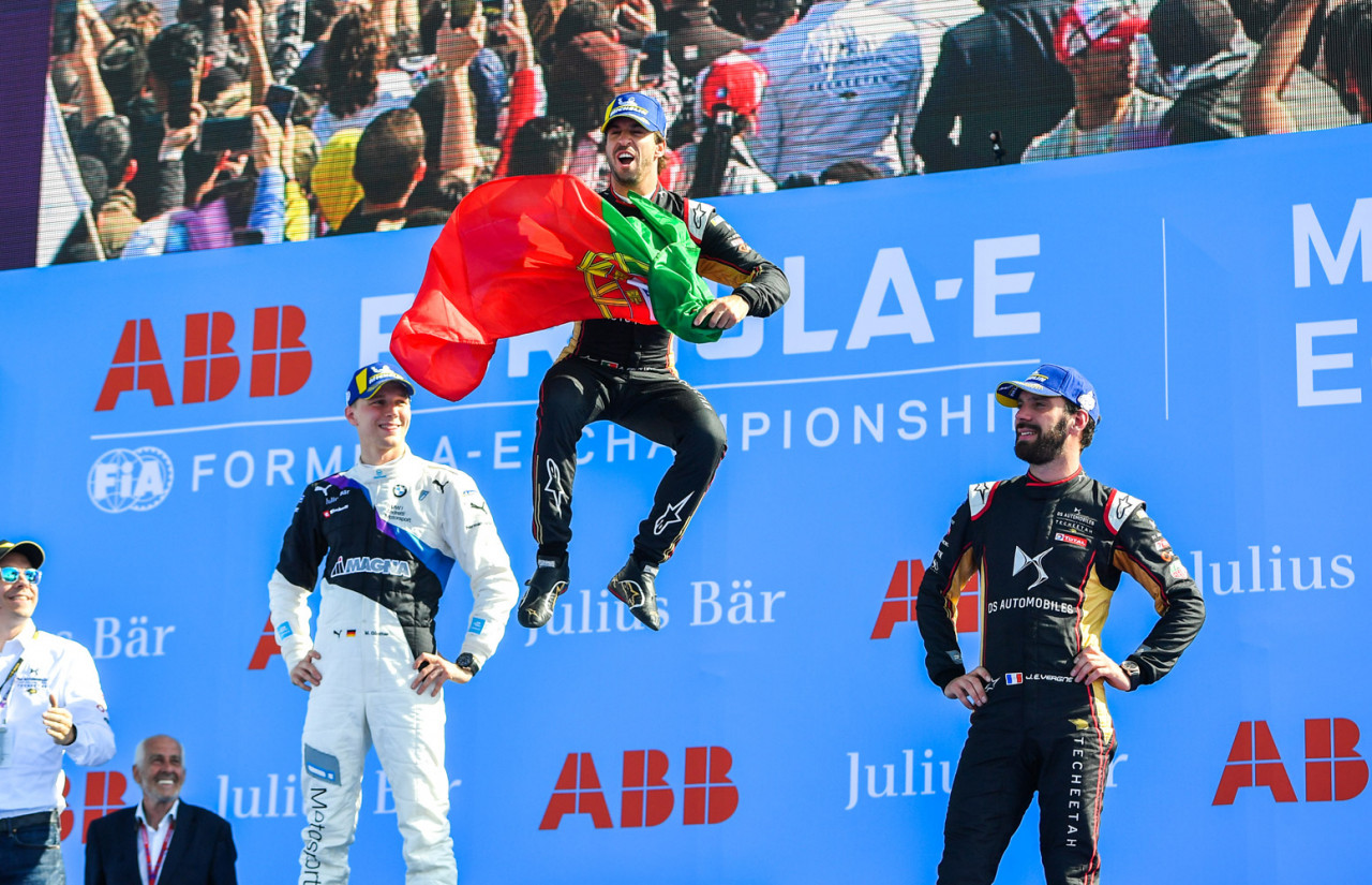 2020 Marrakesh E-Prix: Da Costas første DS-triumf