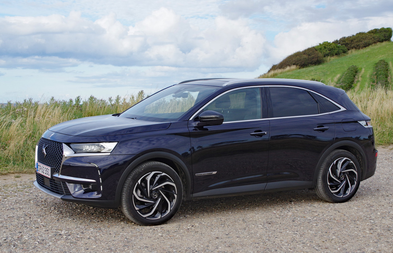 Videotest: DS 7 Crossback E-Tense plug-in