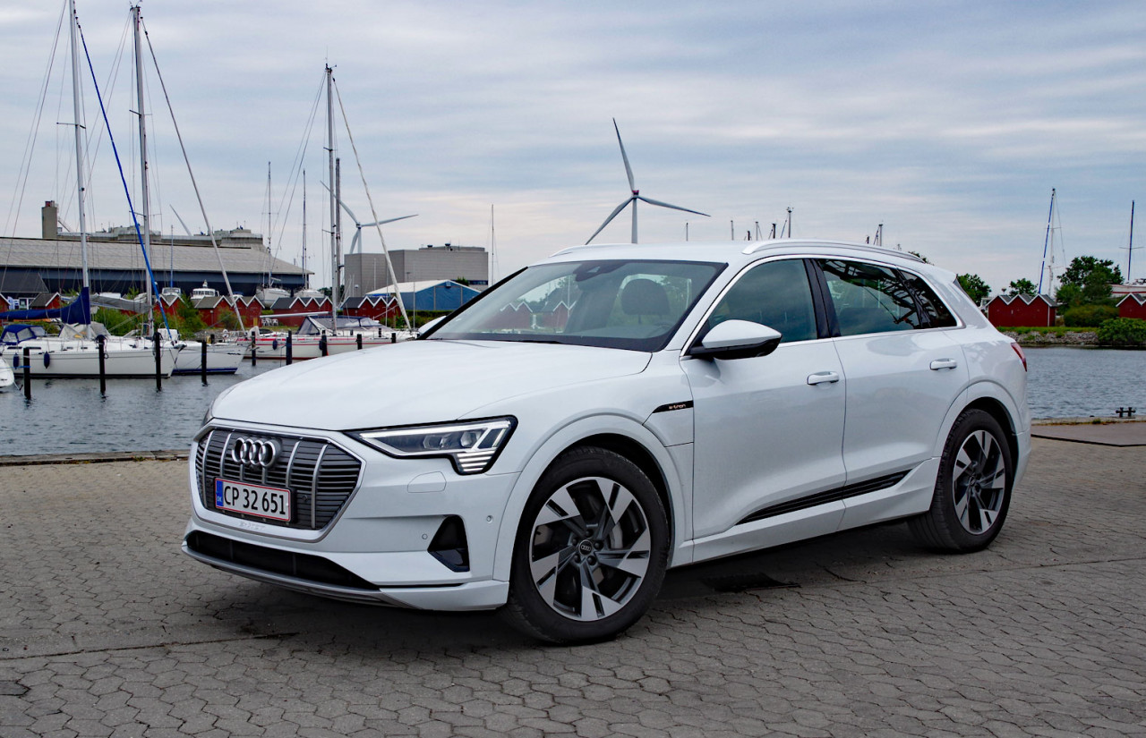Biltest: Audi e-tron 55 Advanced Prestige quattro