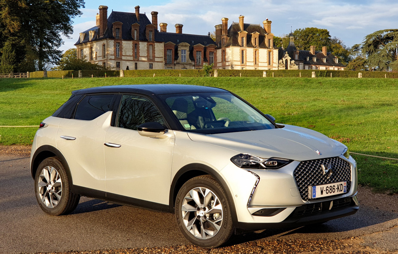 First World Testdrive: DS 3 Crossback E-Tense